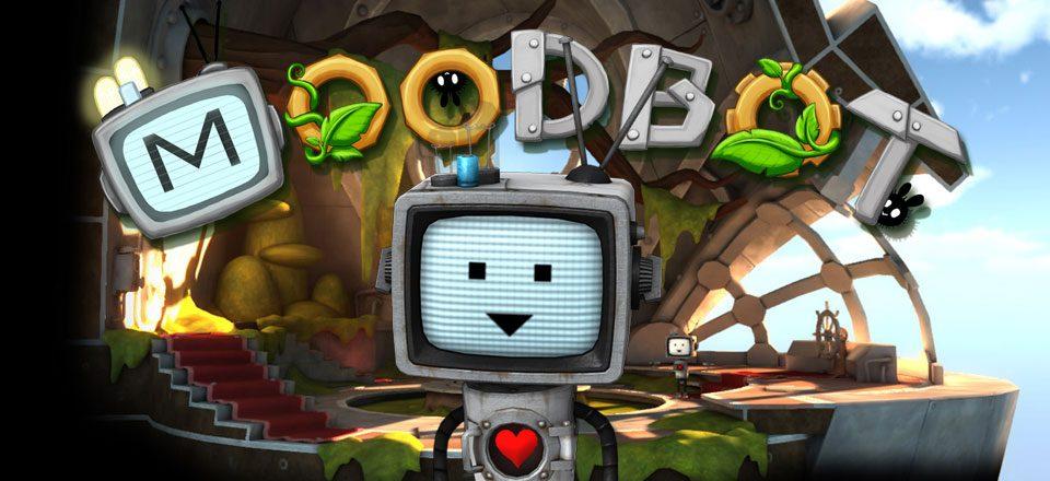 Starting Moodbot 2.0!