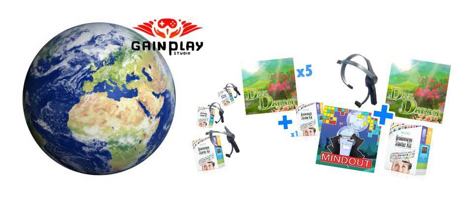 GainPlay Shop now shipping worldwide