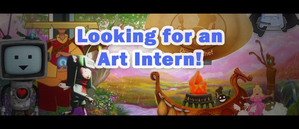 Art Intern